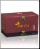OG Gold Red Tea w/ Cordyceps & Ganoderma   25 Sachets Per Box