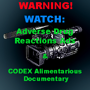 Adverse Drug Reaction & Codec Alimentarious Documentary