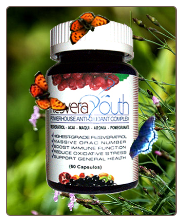 Anti-Oxidant, Anti-Aging Supplement