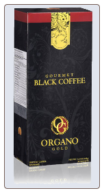 Gourmet BLACK COFFEE -30 Sachets per Box