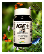 IGF Plus Muscle Growth & Health Formula Bottle (60)